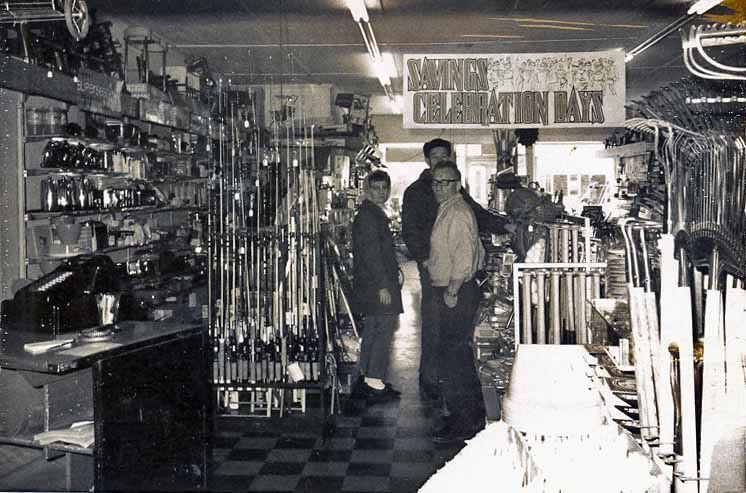 Old Store 1960